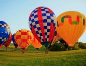 The National Balloon Classic in Indianola is one of my very favorite events of the year.