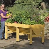 Container gardening /wheelchair accessible  This is great!