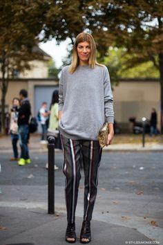 STYLE DU MONDE / Paris FW SS2014: Virginia Smith  // #Fashion, #FashionBlog, #FashionBlogger, #Ootd, #OutfitOfTheDay, #StreetStyle, #Style