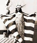 Margaret Gorman was the first Miss America Pageant winner in 1921.