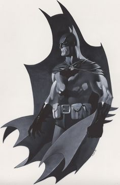 Batman by Chris Stevens