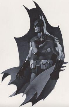 Batman by Chris Stevens