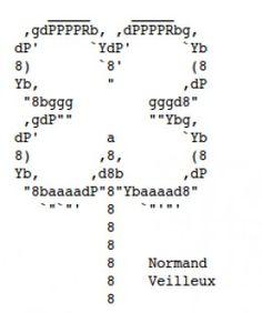 Good Luck ASCII Art: Lucky Clover and Horseshoes
