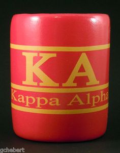 Kappa Alpha Order Fraternity Greek Letter/Name Kool Kan Koozie  available in Good Things From Louisiana, an ebay store.