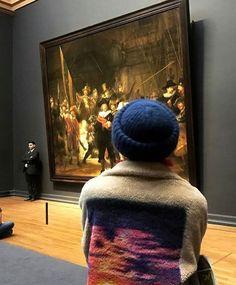 GD at Rijksmuseum in Amsterdam
