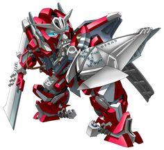 Sentinel Prime by benisuke on DeviantArt