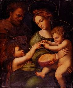 The Virgin of the Rose - Raphael