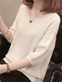 The Fashionable Choice in Winter Sweaters for Women - Uncinetto Brooklyn Tweed, Winter Sweaters, Sweaters For Women, Cheap Womens Tops, Spring Fashion Outfits, Fashion Fall, Fashion Dresses, Pullover, Trendy Tops