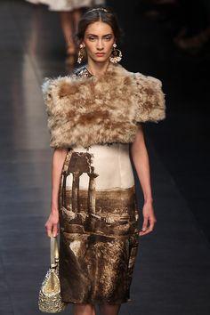 Dolce and Gabbana...