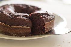Receita de Bolo de Chocolate e Beterraba  #recipe #cake #chocolate