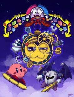 Kirby Super Star! by kisuili.deviantart.com on @DeviantArt