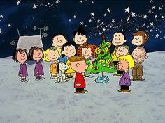 Charlie Brown Christmas - on the top 10 list