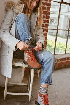 534989389e1 Introducing the TOMS Summit boot. A hiker-inspired boot for casual days  that call