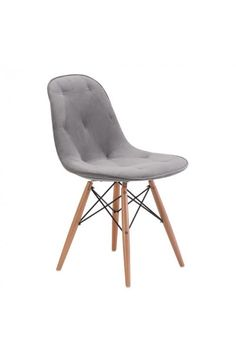 104155 - PROBABILITY DINING CHAIR GRAY 107