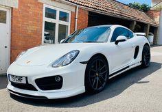 """Porsche Cayman 981, 20""""niche Targas, Techart front Apron, white Porsche Cayman 981, Porsche 911, Cayman S, Supercars, Apron, Vehicles, Black, Sport Cars, Hs Sports"""