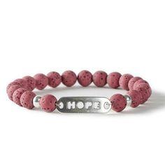 So sweet - Armband mit Polaris gala sweet und Arbandverbinder aus Metall.