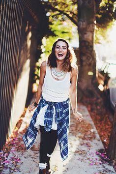 Fall Favorites::Flannels & Docs