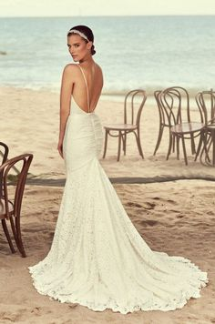 Glamorous Full Lace Wedding Dress - Style #2194 | Mikaella Bridal