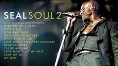 Seal - I'll  Be Around [Audio] (+playlist)