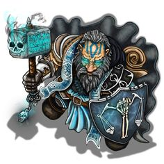 Dwarf of Kelemvor I designed for a previous campaign on roll20. Sadly was a tpk RIP. Open to commissions for custom tokens. : Roll20 Dungeons And Dragons Art, Dungeons And Dragons Characters, D D Characters, Tiefling Bard, Cleric, Character Portraits, Character Art, Character Concept, D D Races