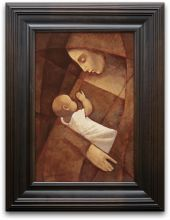 Find beautiful LDS art and decor for your home. We carry framed art, lds statues, tabletop decor and more. Lds Art, Bible Art, Religious Icons, Religious Art, Nativity Painting, Cubism Art, Jesus Painting, Jesus Art, Blessed Mother Mary