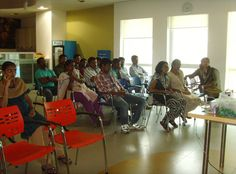 MOHAN Foundation was invited by   Computer Science Corporation – PAYPAL to give an awareness talk for their employees in their office at Sholinganallur. This was their first CSR programme. Ms. Kavitha S. Marketing Coordinator represented MOHAN Foundation.