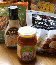 Best Vegan Foods at Trader Joe's | POPSUGAR Fitness