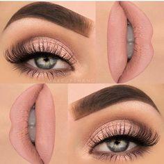 Gorgeous @makeupthang