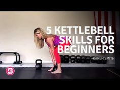Kettlebells 101: 5 Best Exercises and Tips for Getting Started - Girls Gone Strong