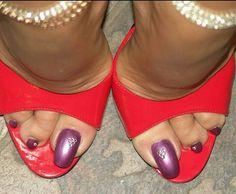 #footfetish #sexyfeet #sexyhighheels #sexymules #sexyslidesshoes #sexyarches #sexylegs #sexytoenails #sexypolishtoenails #sexymaturefeet #womenfeet #candidfeet #ladybarbara #ladybarbarafeet #hotfeet #legsworld #longtoenails