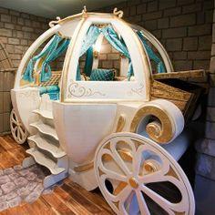 Cinderella Bed