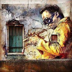Miles Davis by André Gardenberg