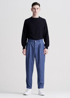 One to watch! Founded in 2011 by Sissi Goetze, the eponymous label SISSI GOETZE makes its debut as simply GOETZE this season. The revamp of the name and brandi