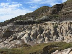 The badlands of the Drumheller Valley are amazing. I'm so lucky to live here and be able to see them every day. This photo by G.W. Plunkett.