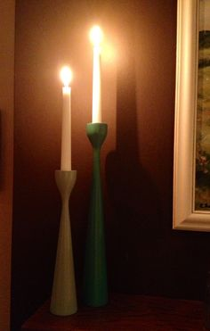 Swedish design Rolf™ candlesticks by free mover.se at Illums Bolighus