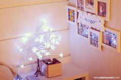 Sua mãe não vai nem acreditar que esta luminária de árvore não foi comprada. | 15 ideias de presentes de emergência para o Dia das Mães