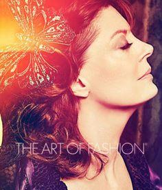 Susan Sarandon for Neiman Marcus | Tom + Lorenzo