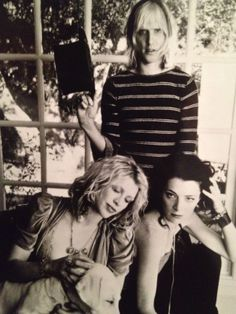 Hole Band Celebrity Skin Promo Picture 1998 RARE Promo Grunge 90's Courtney Love | eBay