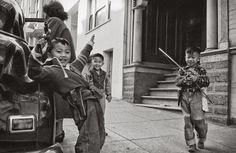 Fred Lyon, San Francisco, portrait of a city (1940-1960)