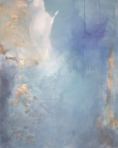 Abstract art / modern art painting by Julia Contacessi
