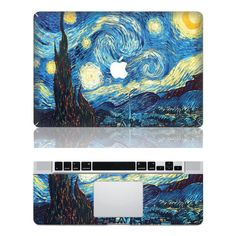 Dusk Sky -- Macbook Protective Decals Stickers Mac Cover Skins Vinyl Decal for Apple Laptop Macbook Pro/Macbook Air/iPad. $16.88, via Etsy.