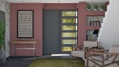 Roomstyler.com - Autumn Garage Doors, Autumn, Outdoor Decor, Room, Design, Home Decor, Bedroom, Decoration Home, Fall Season