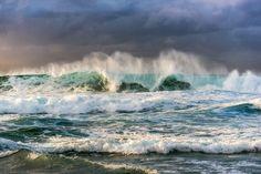 1 Rough Sea (near Sydney, Australia) by Anton Gorlin on 500px