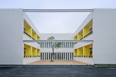 Gallery - Student Accommodation / Wuyang Architecture - 1