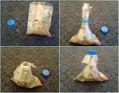Fermeture pour les sacs en plastique