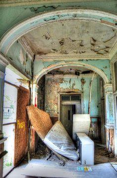 Gartloch Mental Hospital, Scotland. 1889-1996.