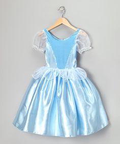 Look what I found on #zulily! Blue Princess Party Dress - Toddler & Girls #zulilyfinds