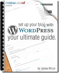 Set Up Your Blog With WordPress: The #WordPress Ultimate Guide