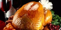 Dinde rôtie de Thanksgiving