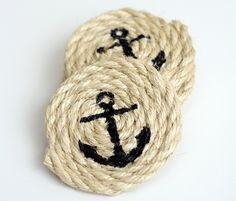 """5 ideias """"faça você mesmo"""" com corda de sisal."""